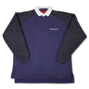 Vintage 90s Polo Sport Rugby Long Sleeve Shirt